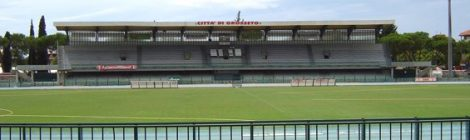 Gordiano Lupi - Stadio Carlo Zecchini