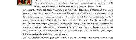 James Hansen - Baci e abbracci