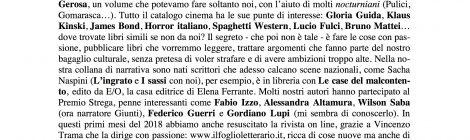 Gordiano Lupi - Bollettino su Modena