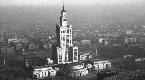Luca Palmarini - Il palazzo della Cultura e della scienza di Varsavia: socialismo reale che diventa tema letterario