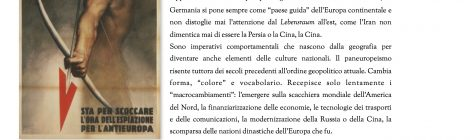 James Hansen - Mussolini europeista