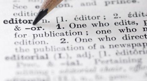 Mirko Tondi - Brandelli di uno scrittore precario - 5 - L'importanza dell'editing (parte seconda)