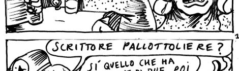 Davide Calandrini & Gordiano Lupi - Lo scrittore sfigato - Una storia