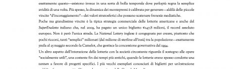 James Hansen - Giocare per soldi