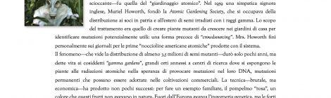James Hansen - Giardinaggio atomico