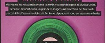"Paolo Merenda - Libri punk - ""Musica unica"" di Thomas Clément"