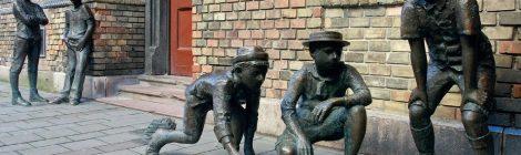 Luca Palmarini - I ragazzi della via Pál, un romanzo non solo per l'infanzia