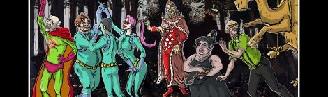 Fumetti - Riccardo Iacono