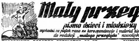 Mały Przegląd, la rivista di Janusz Korczak, scritta e letta dai bambini