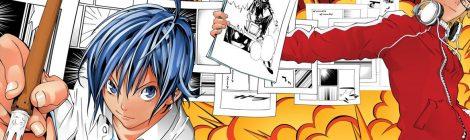 Giulia Campinoti - Manga fever - Bakuman