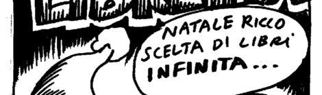 Gordiano Lupi & Enrico Guerrini - Lo scrittore sfigato - Natale in libreria