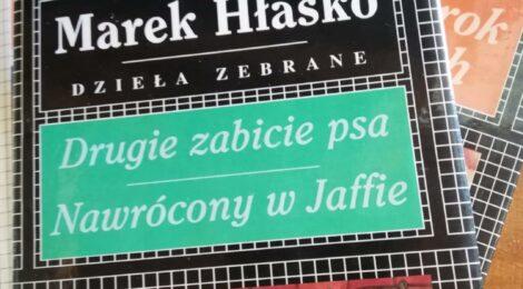 Le maschere del male: in due romanzi brevi dello scrittore polacco Marek Hłasko